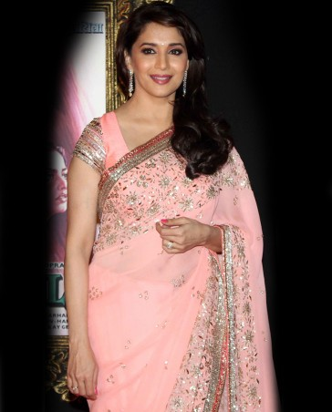 Manish Malhotra Latest Collection of Fancy and Embroidered Saree Designs for Women(39)
