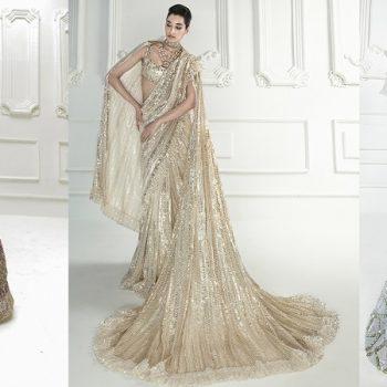 Manish Malhotra Stylish Crop Tops Skirts & Lehengas Collection 2021