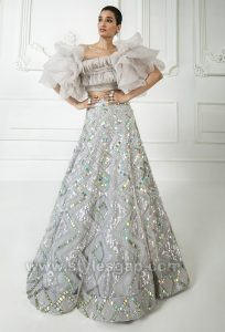 Stylish Crop Tops Skirts & Lehengas