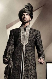 Latest Fashion Men Wedding Dresses & Sherwani Designs Collection by Amir Adnan (22)