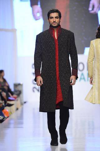 Latest Fashion Men Wedding Dresses & Sherwani Designs Collection by Amir Adnan (26)