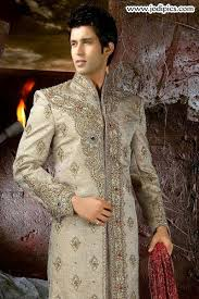 Latest Fashion Men Wedding Dresses & Sherwani Designs Collection by Amir Adnan (1)