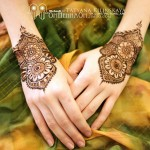 New Stylish & Perfect Mehndi/henna Designs Collection Easy to Try for weddings and parties