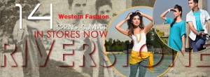 Riverstone Latest Western Fashion Casual Dresses Collection for Boys and Girls 2014-2015