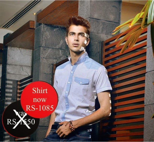 Riverstone Latest Western Fashion Casual Dresses Collection for Boys and Girls 2014-2015 (10)