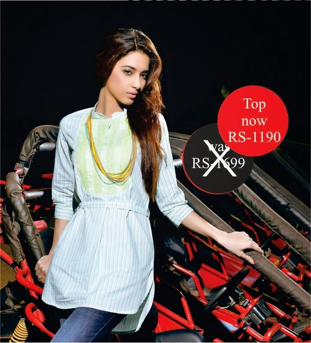 Riverstone Latest Western Fashion Casual Dresses Collection for Boys and Girls 2014-2015 (14)
