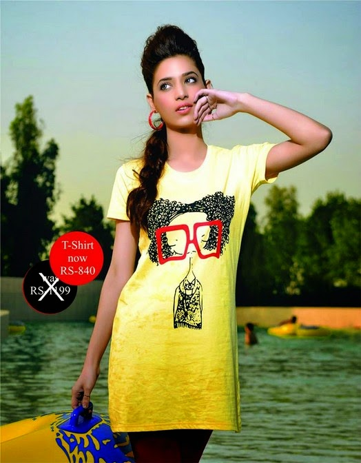 Riverstone Latest Western Fashion Casual Dresses Collection for Boys and Girls 2014-2015 (17)