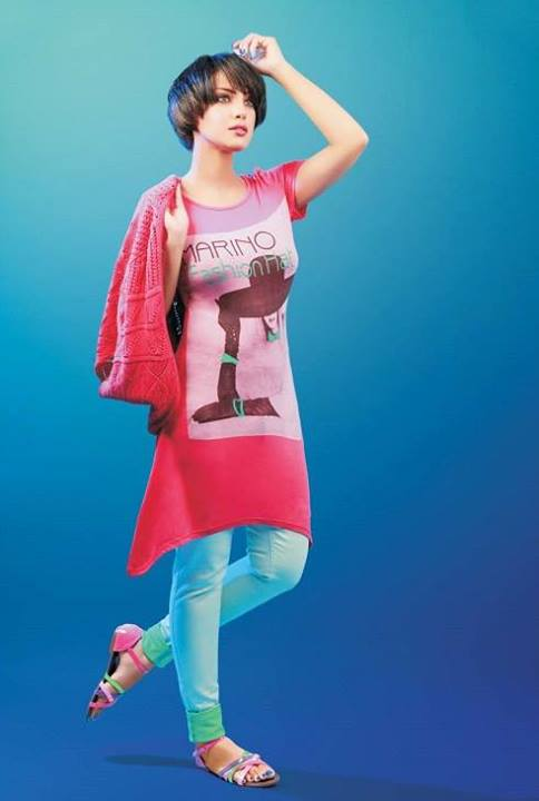 Riverstone Latest Western Fashion Casual Dresses Collection for Boys and Girls 2014-2015 (4)