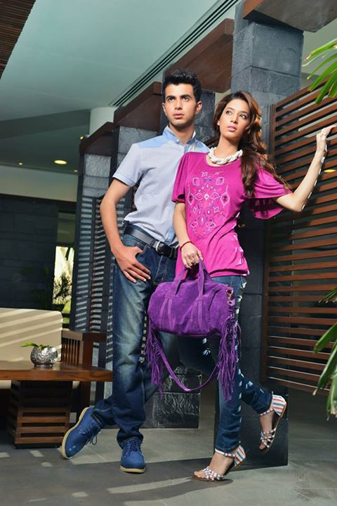 Riverstone Latest Western Fashion Casual Dresses Collection for Boys and Girls 2014-2015 (5)