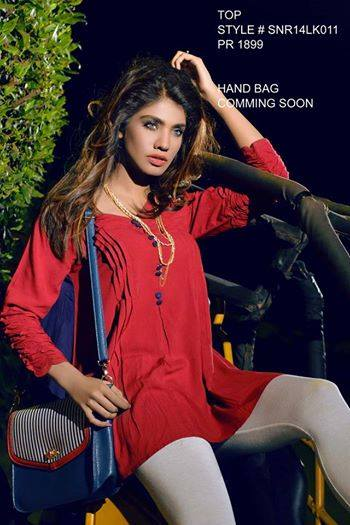 Riverstone Latest Western Fashion Casual Dresses Collection for Boys and Girls 2014-2015 (6)