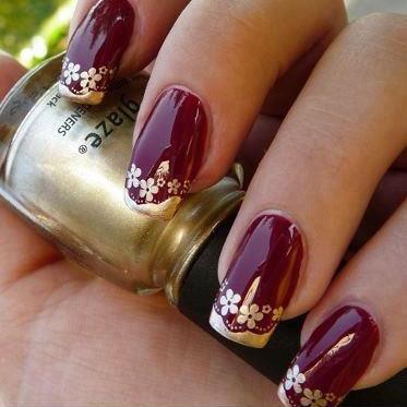 Latest & Stylish Nail Art Designs & Manicure Ideas for Girls@stylesgap.com(10)