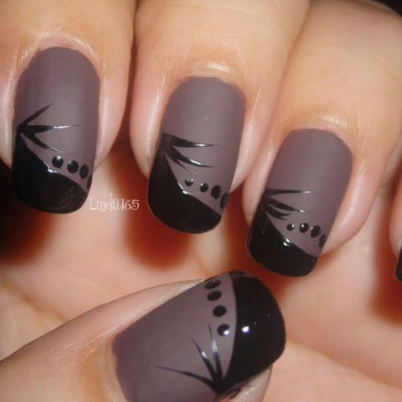 Nail Art Design Ideas french tips nail art design Latest Stylish Nail Art Designs Manicure Ideas For Girlsstylesgapcom