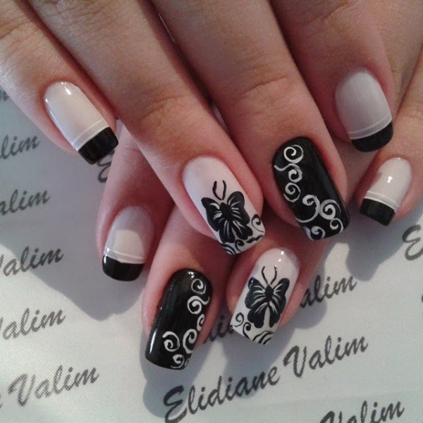 Latest & Stylish Nail Art Designs & Manicure Ideas for Girls@stylesgap.com(13)