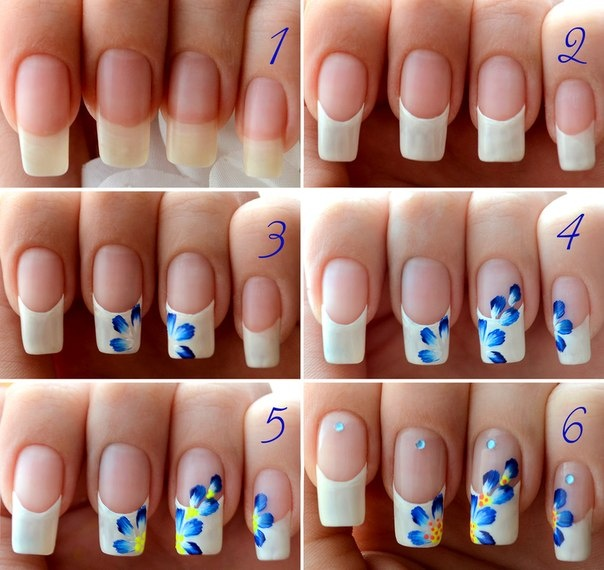 Latest & Stylish Nail Art Designs & Manicure Ideas for Girls@stylesgap.com (16)