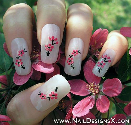 Latest & Stylish Nail Art Designs & Manicure Ideas for Girls@stylesgap.com(18)
