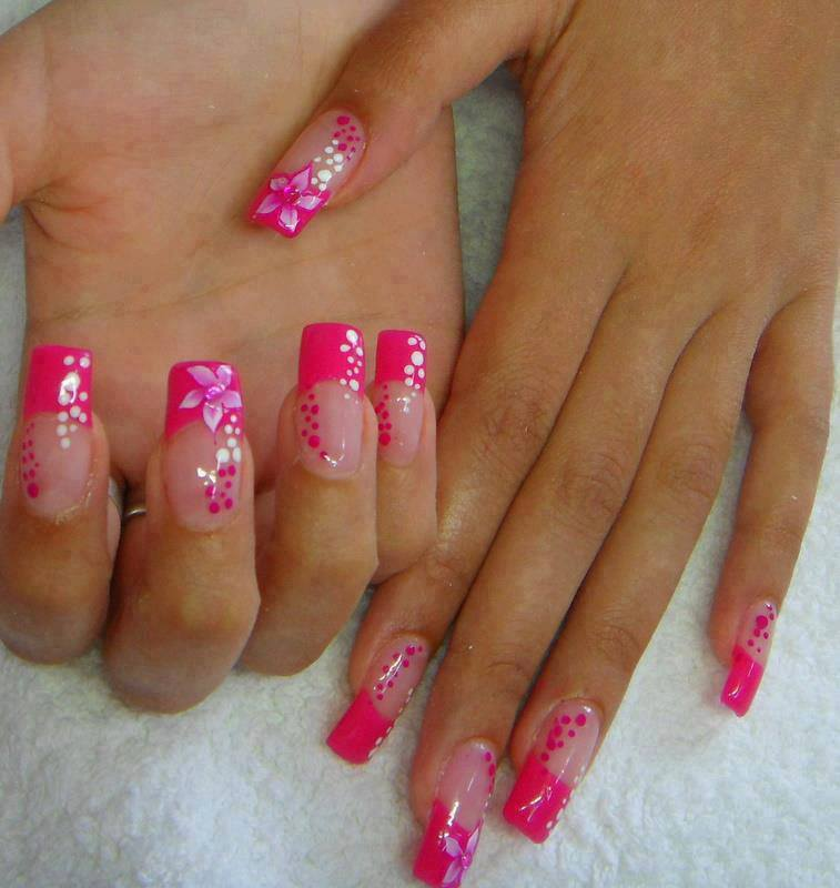 Latest & Stylish Nail Art Designs & Manicure Ideas for Girls  (22)