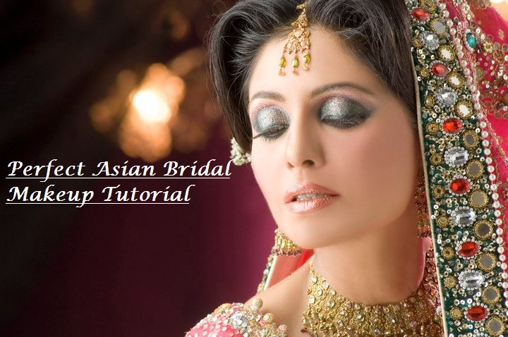 10 Most Simple & Best Steps for Asian Bridal Makeup – Step by Step Impressive Makeover Tutorial with Pictures (2)