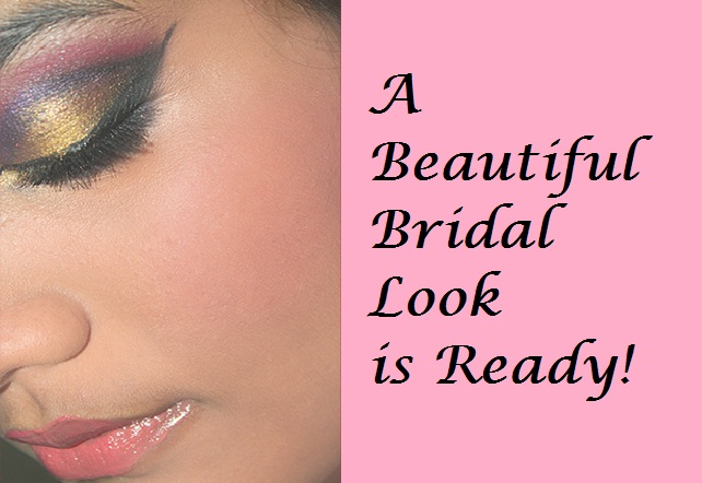 10 Most Simple & Best Steps for Asian Bridal Makeup - Step by Step Impressive Makeover Tutorial with Pictures (4)