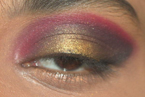 10 Most Simple & Best Steps for Asian Bridal Makeup - Step by Step Impressive Makeover Tutorial with Pictures (8)
