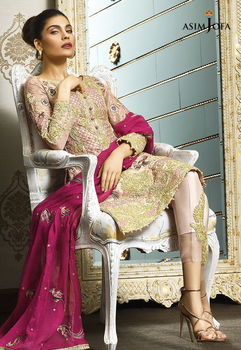 Asim Jofa- Latest Eid ul Azha Women Dresses Collections 2017-2018 Pakistani Brands (5)