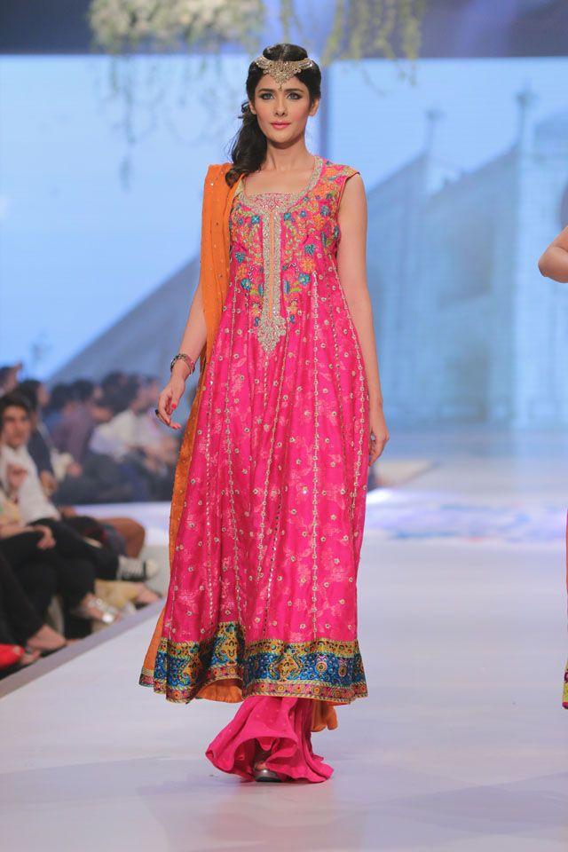 Indian & Pakistani Latest Fashion of Top Designer Fancy Party wear & Stylish Bridal Anarkali Suits for Women (13)