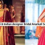 Indian & Pakistani Latest Fashion of Top Designer Fancy Party wear & Stylish Bridal Anarkali Suits for Women