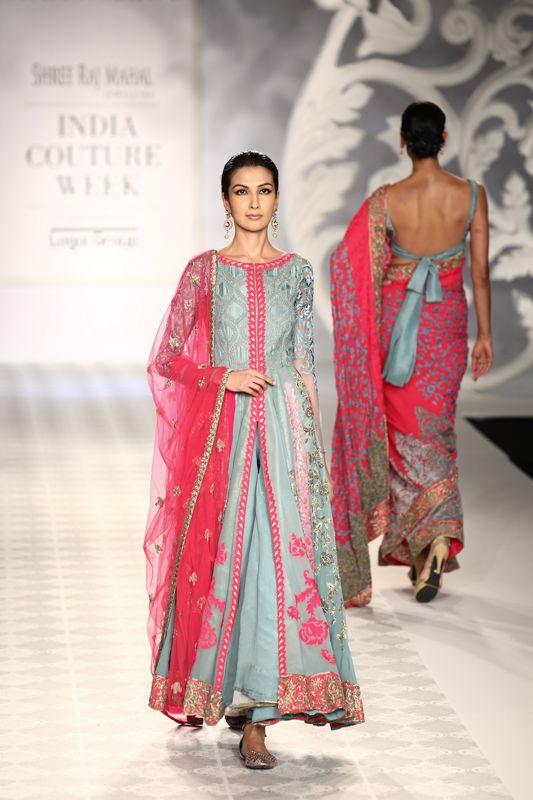Indian & Pakistani Latest Fashion of Top Designer Fancy Party wear & Stylish Bridal Anarkali Suits for Women (20)
