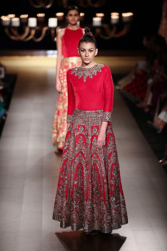 Indian & Pakistani Latest Fashion of Top Designer Fancy Party wear & Stylish Bridal Anarkali Suits for Women (21)