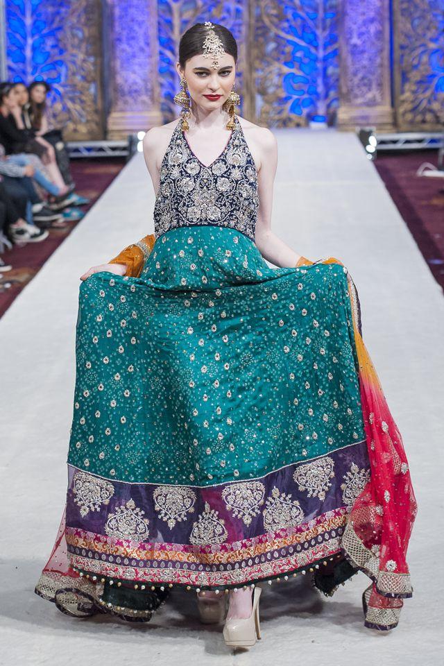 Indian & Pakistani Latest Fashion of Top Designer Fancy Party wear & Stylish Bridal Anarkali Suits for Women (6)