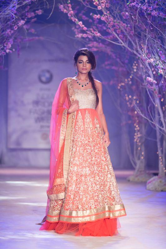 Indian & Pakistani Latest Fashion of Top Designer Fancy Party wear & Stylish Bridal Anarkali Suits for Women (9)