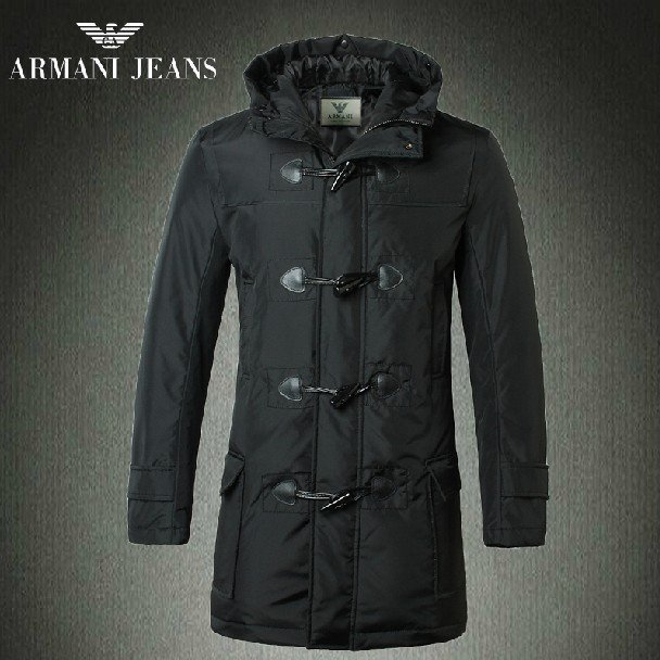 Latest Fashion Men's Outerwear Winter Coats and Jackets Collection By Armani  (10)