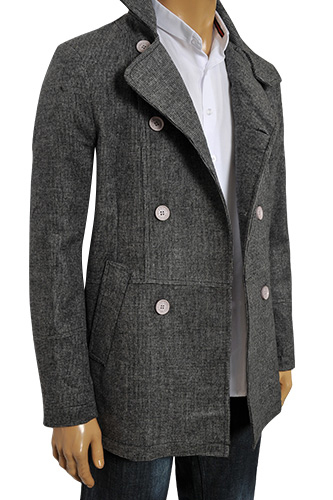 Latest Fashion Men's Outerwear Winter Coats and Jackets Collection By Armani  (16)