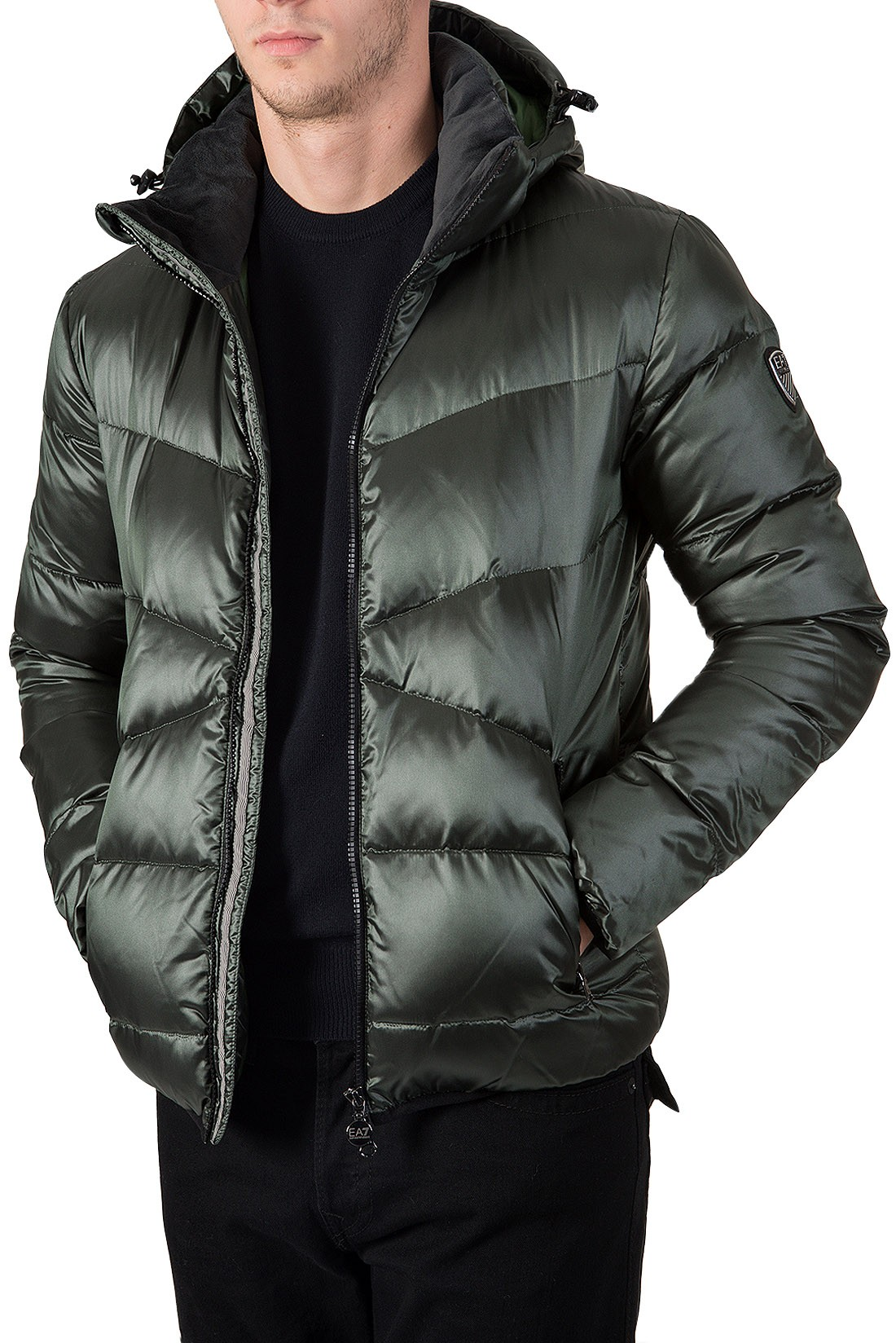 Latest Fashion Men's Outerwear Winter Coats and Jackets Collection By Armani (20)