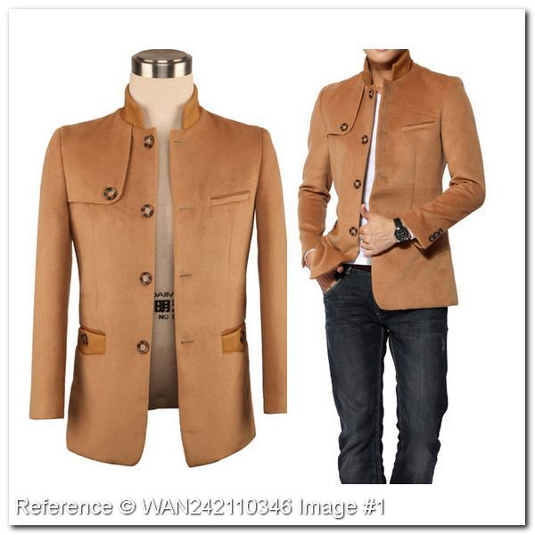 Latest Fashion Men's Outerwear Winter Coats and Jackets Collection By Armani (22)