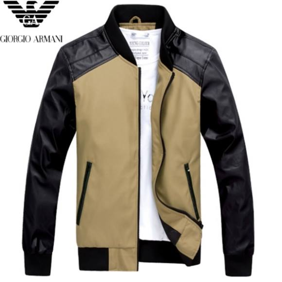 Latest Fashion Men's Outerwear Winter Coats and Jackets Collection By Armani (28)