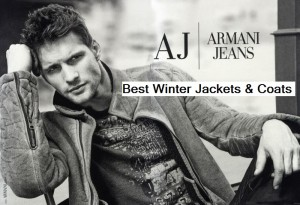 Armani Latest Men Winter Coats & Jackets Collection 2015-2016
