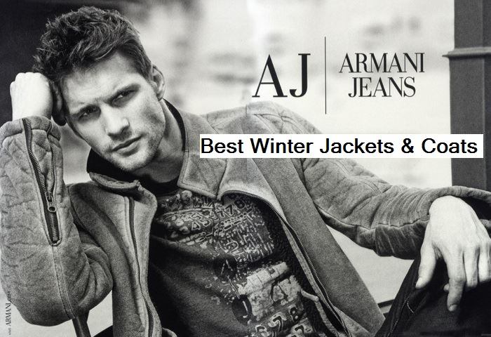 Latest Fashion Men's Outerwear Winter Coats and Jackets Collection By Armani  (30)