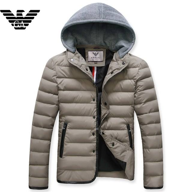 Latest Fashion Men's Outerwear Winter Coats and Jackets Collection By Armani (32)