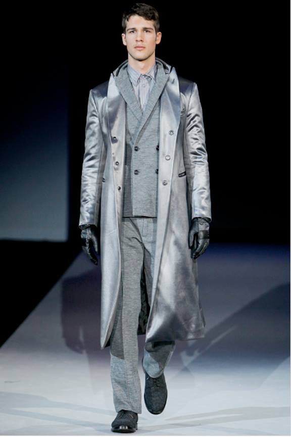 Latest Fashion Men's Outerwear Winter Coats and Jackets Collection By Armani (4)