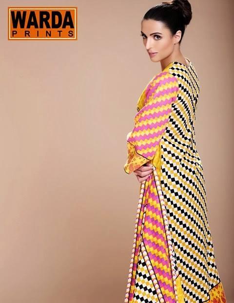 Latest Women Best Pakistani & Indian  Winter Dresses Designs Collection 2014-2015 (10)