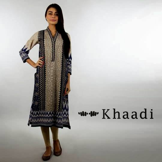 Latest Women Best Pakistani & Indian  Winter Dresses Designs Collection 2014-2015 (15)