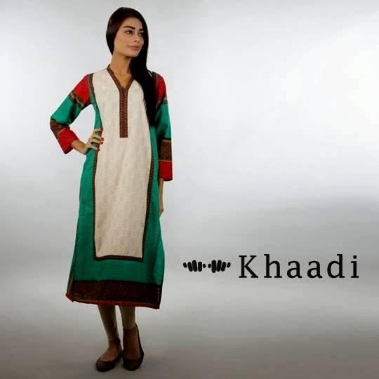 Latest Women Best Pakistani & Indian  Winter Dresses Designs Collection 2014-2015 (23)