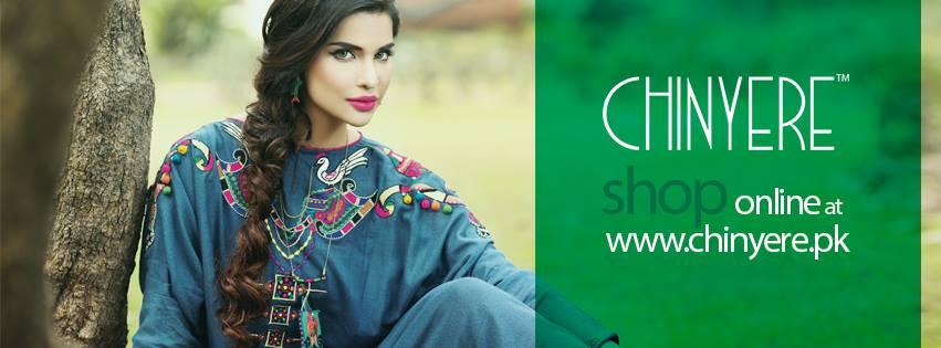 Latest Women Best Pakistani & Indian  Winter Dresses Designs Collection 2014-2015 (3)