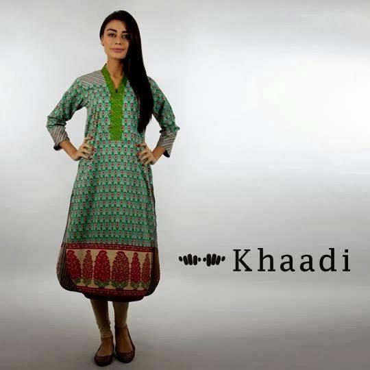 Latest Women Best Pakistani & Indian  Winter Dresses Designs Collection 2014-2015 (6)
