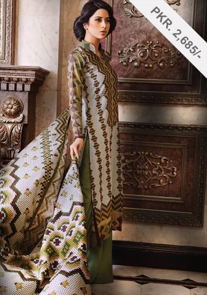 Latest Women Best Pakistani & Indian  Winter Dresses Designs Collection 2014-2015 (7)