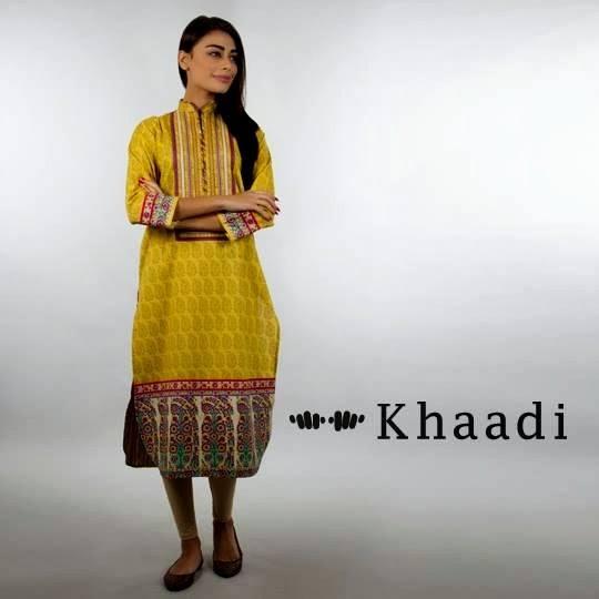 Latest Women Best Pakistani & Indian  Winter Dresses Designs Collection 2014-2015 (9)