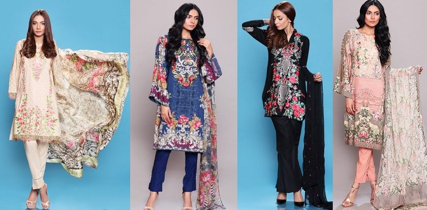 mausummery-latest-women-winter-dresses-embroidered-classic-joys-of-winter-collection-2016-17