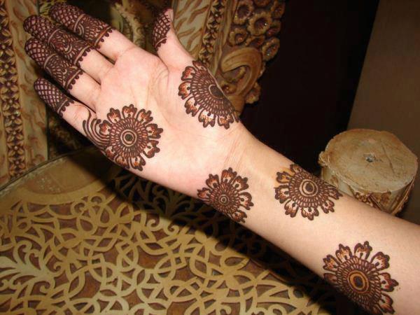 best mehndi designs for beginners