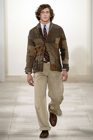 Ralph Lauren Latest Fall Winter Coats and Western Dresses Sweaters Collection for Men and Women 2014-2015 (22)
