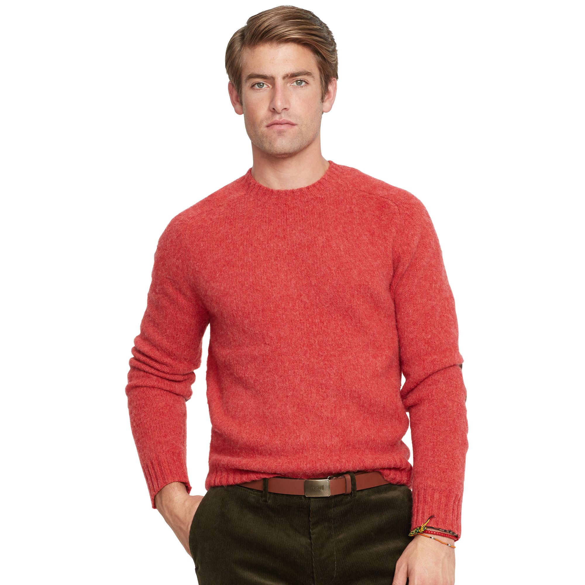 Ralph Lauren Latest Fall Winter Coats and Western Dresses Sweaters Collection for Men and Women 2014-2015 (24)
